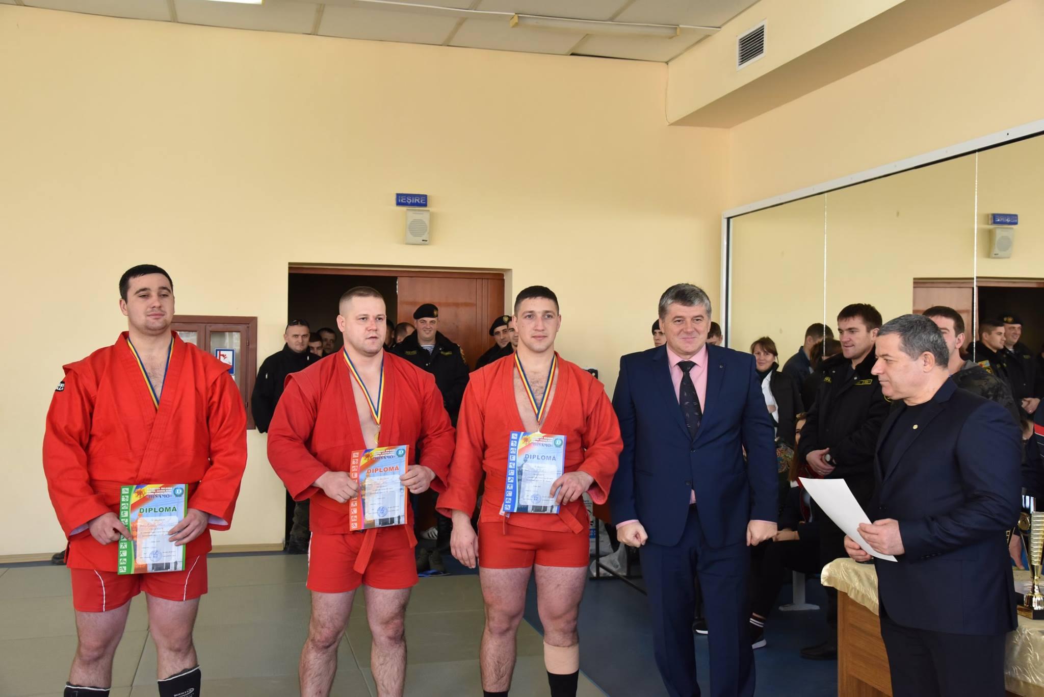 Lupta corp la corp din cadrul Spartachiadei CSC Dinamo 201814