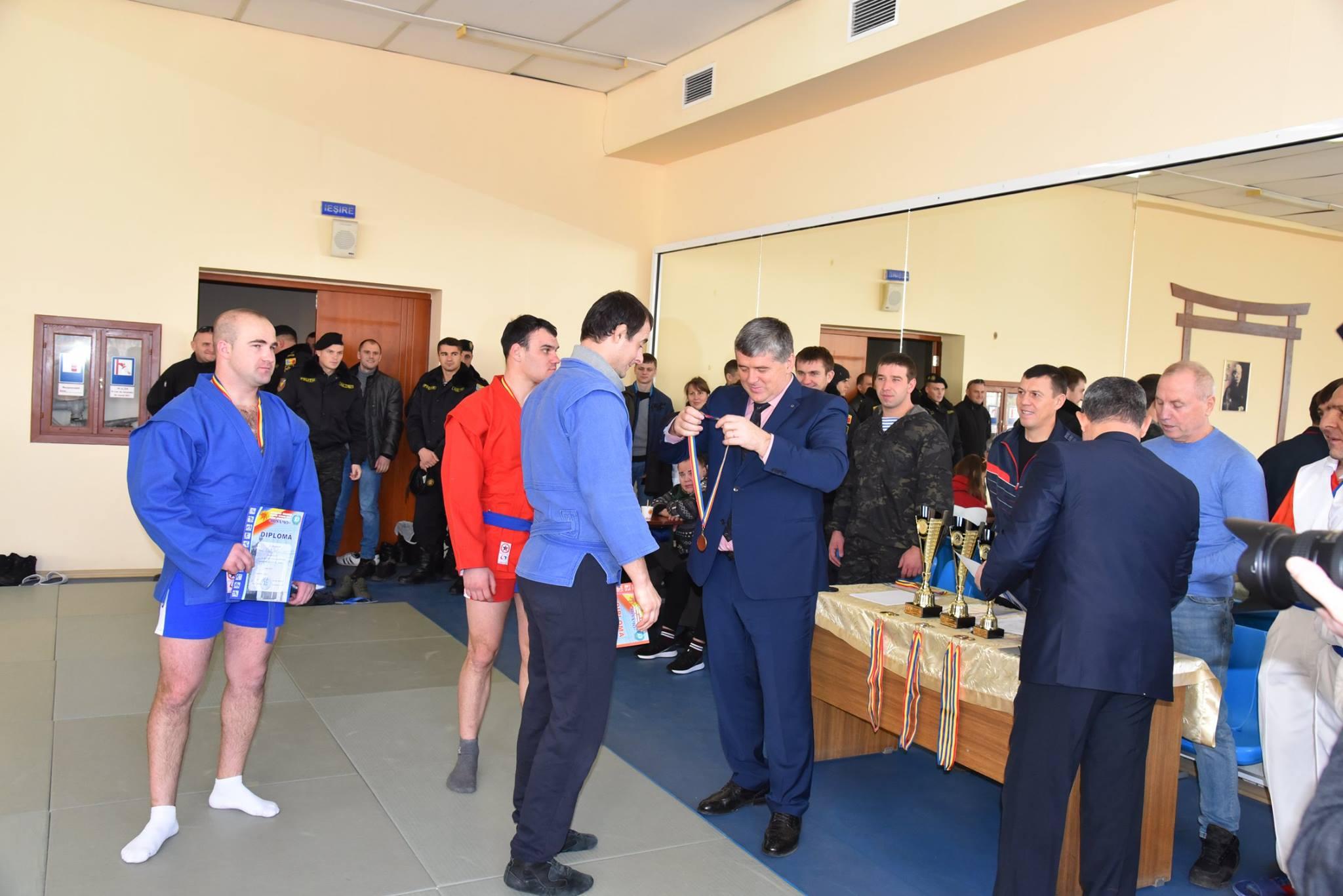 Lupta corp la corp din cadrul Spartachiadei CSC Dinamo 201830