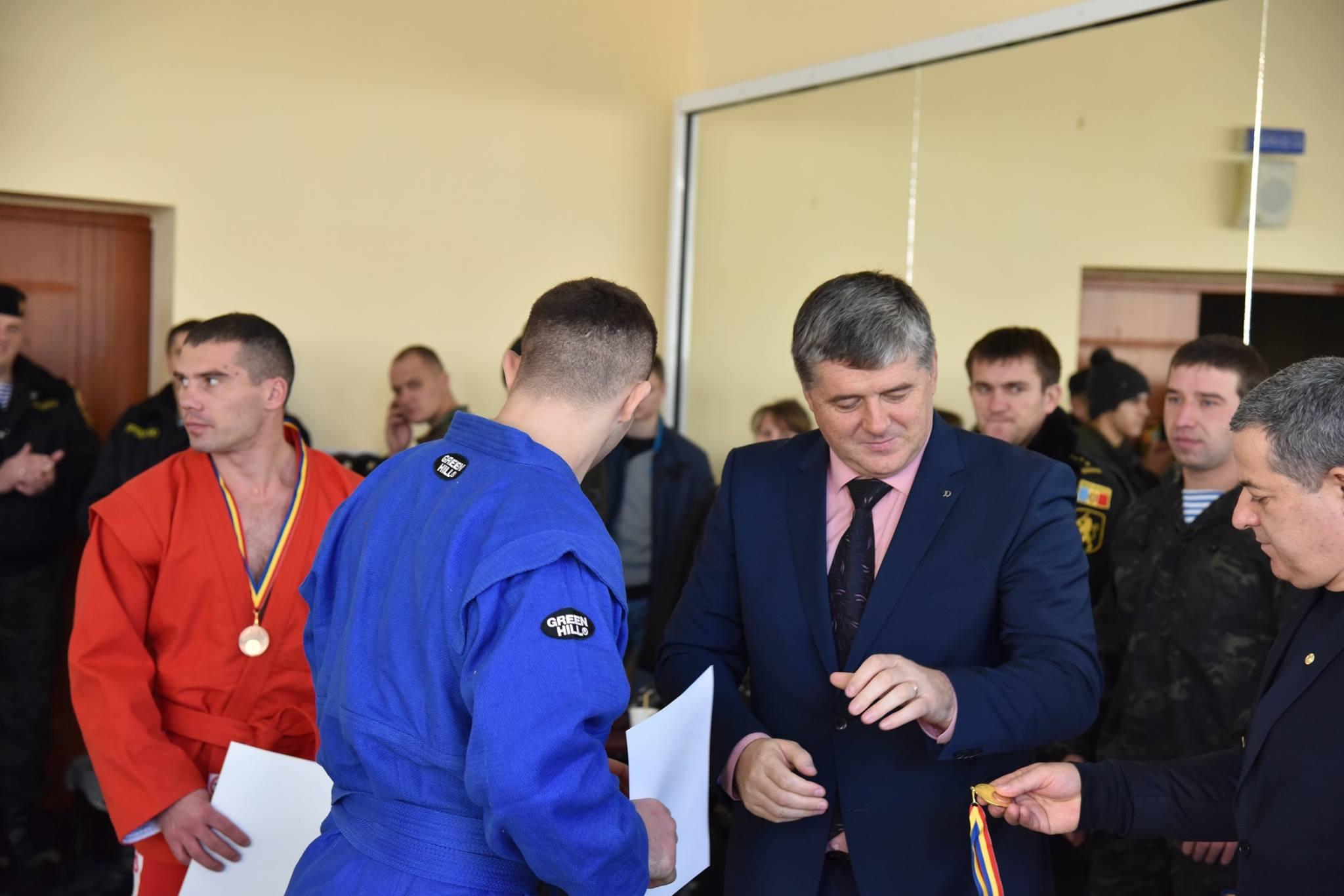 Lupta corp la corp din cadrul Spartachiadei CSC Dinamo 201832