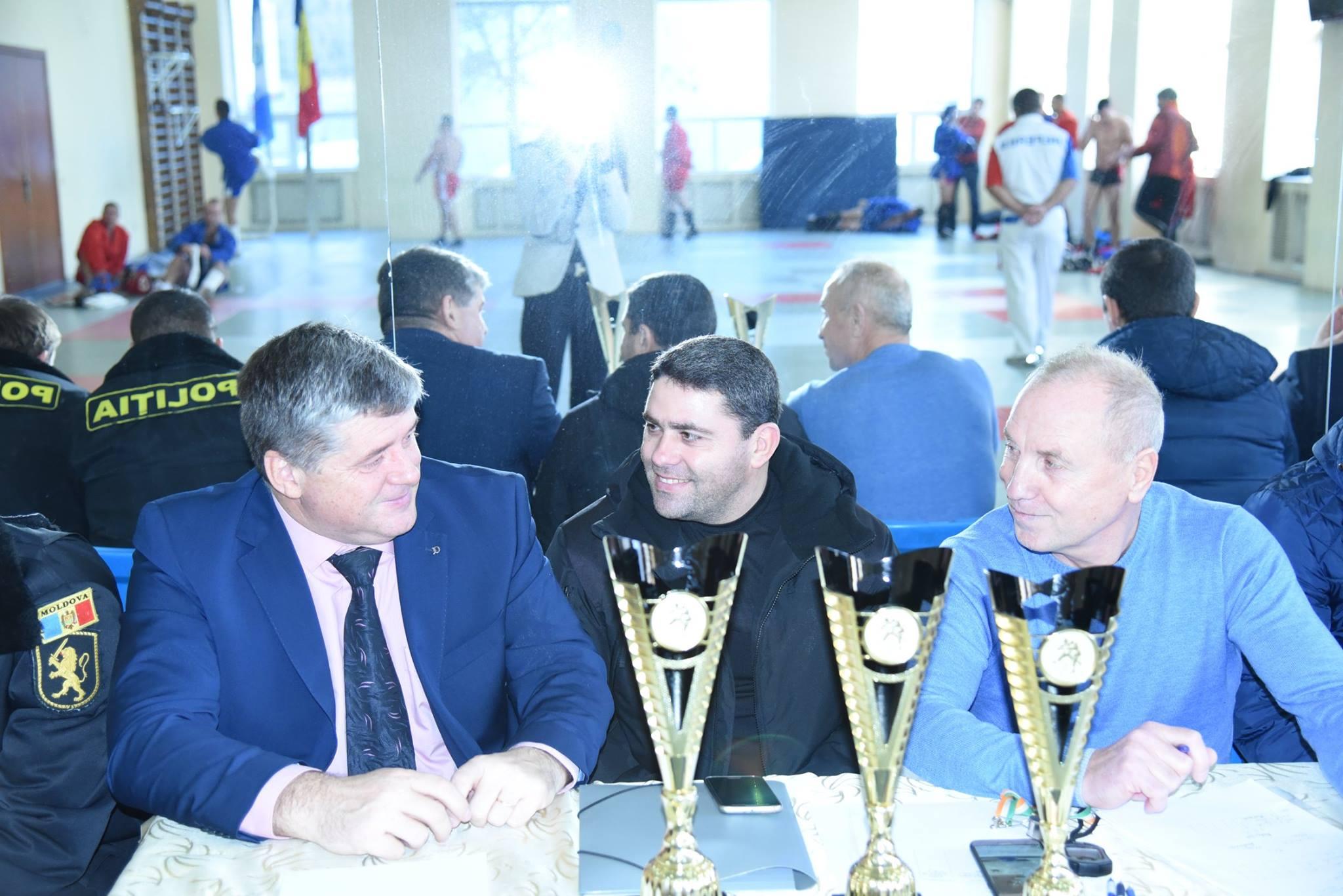 Lupta corp la corp din cadrul Spartachiadei CSC Dinamo 201836