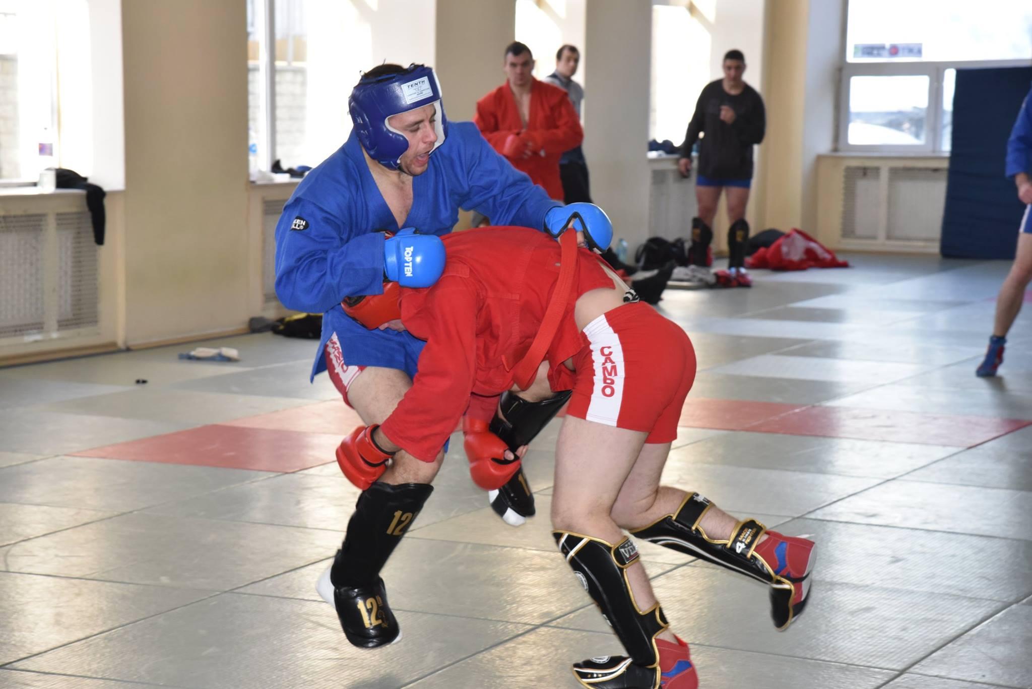 Lupta corp la corp din cadrul Spartachiadei CSC Dinamo 201839