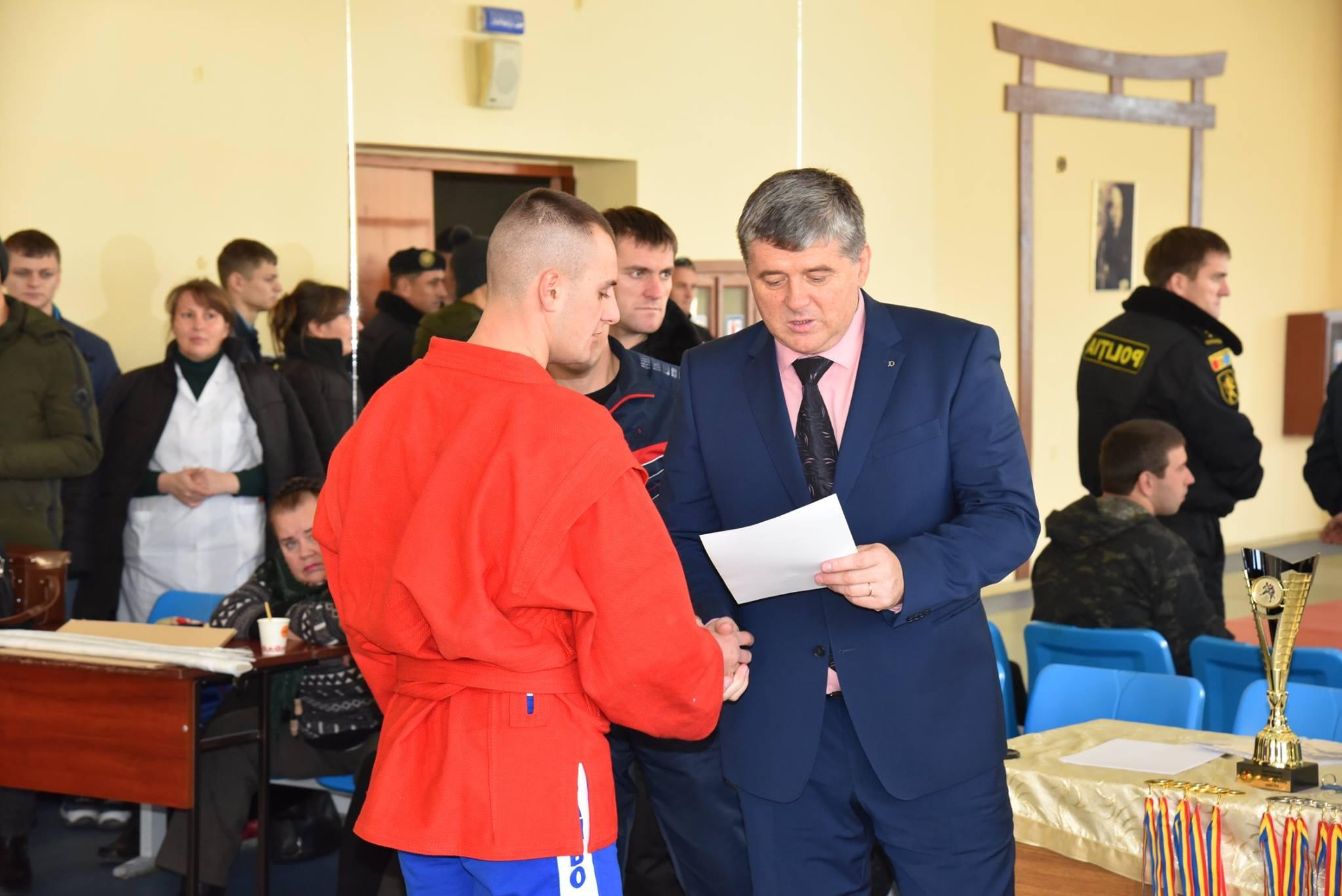 Lupta corp la corp din cadrul Spartachiadei CSC Dinamo 20184