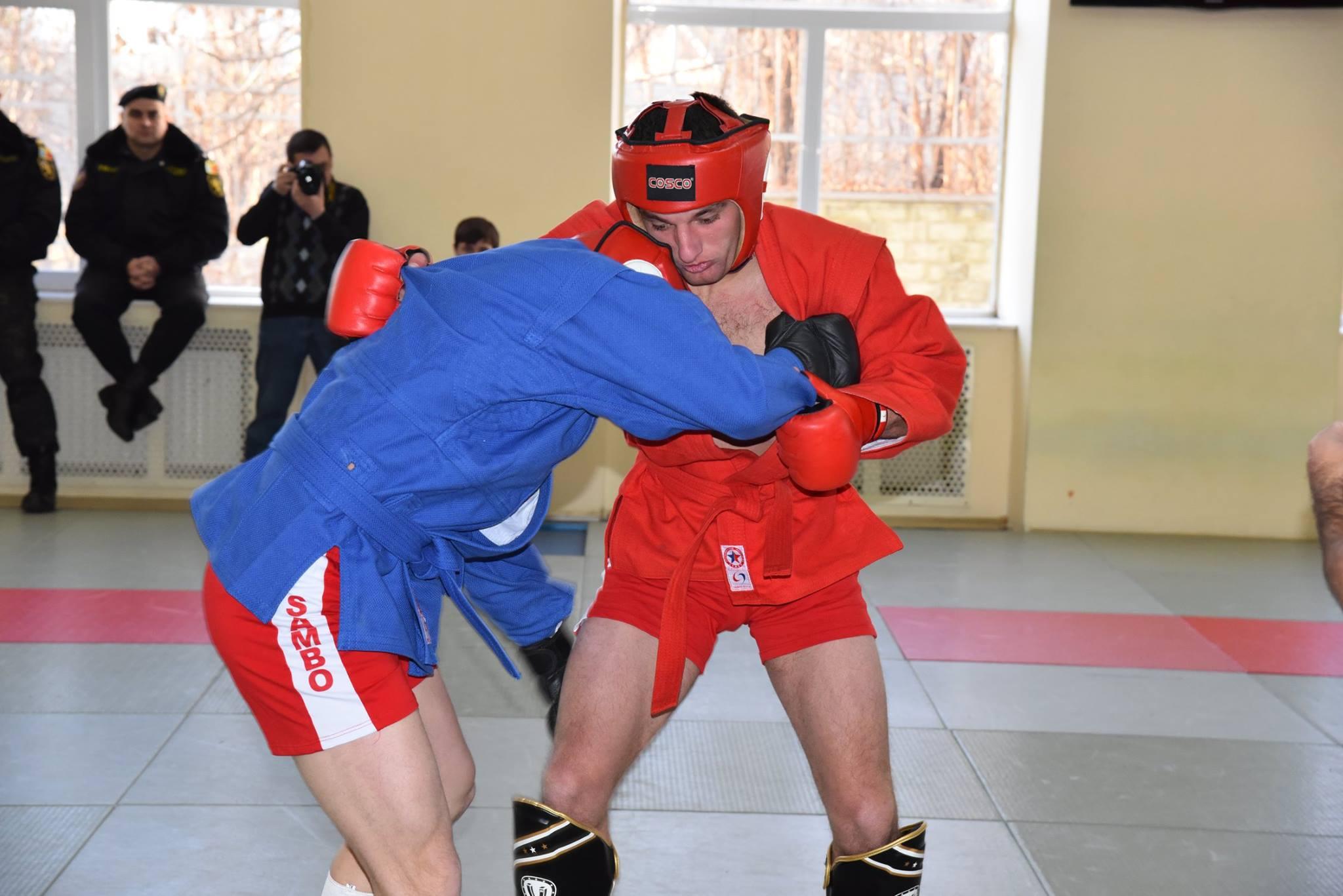 Lupta corp la corp din cadrul Spartachiadei CSC Dinamo 201841