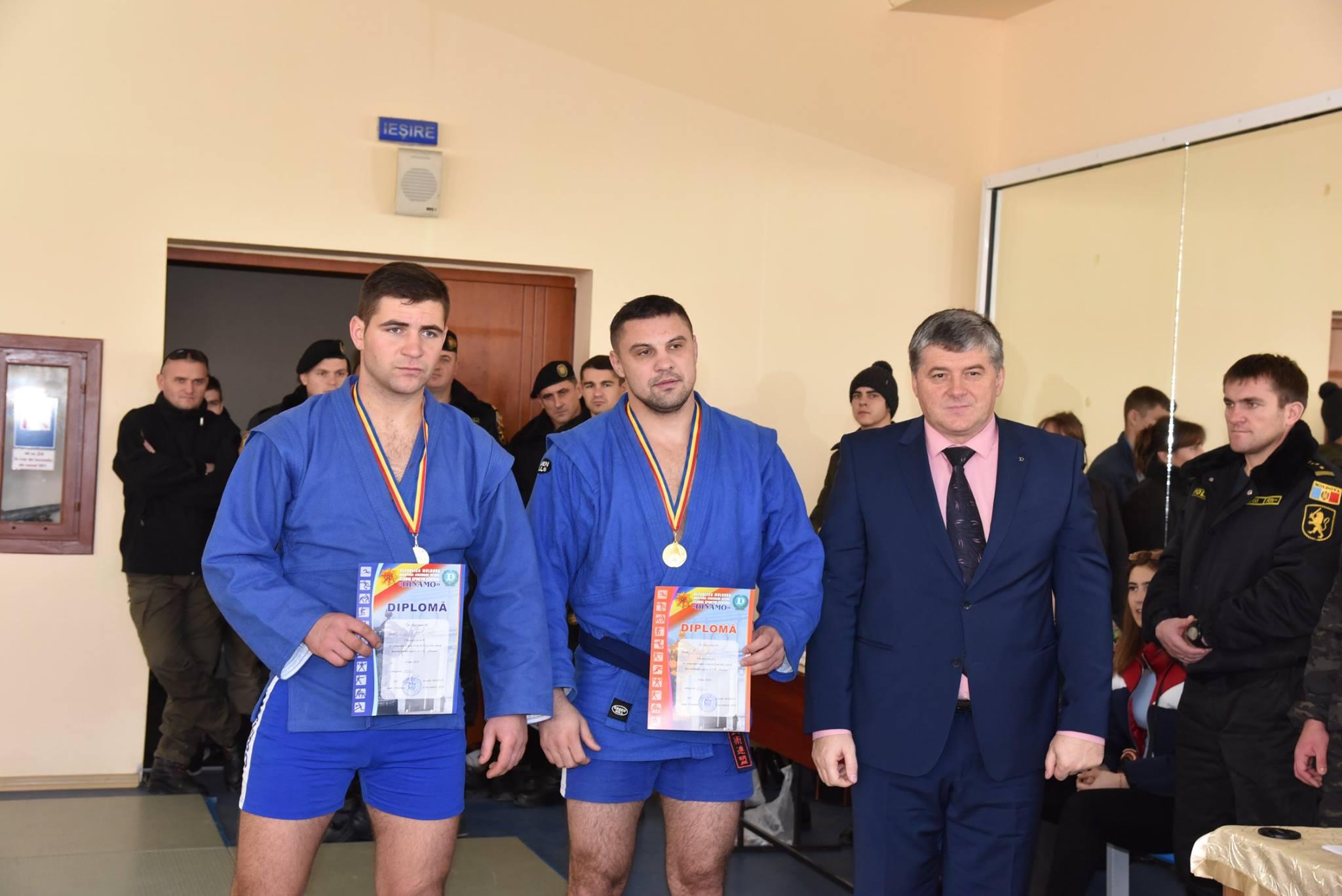 Lupta corp la corp din cadrul Spartachiadei CSC Dinamo 201845
