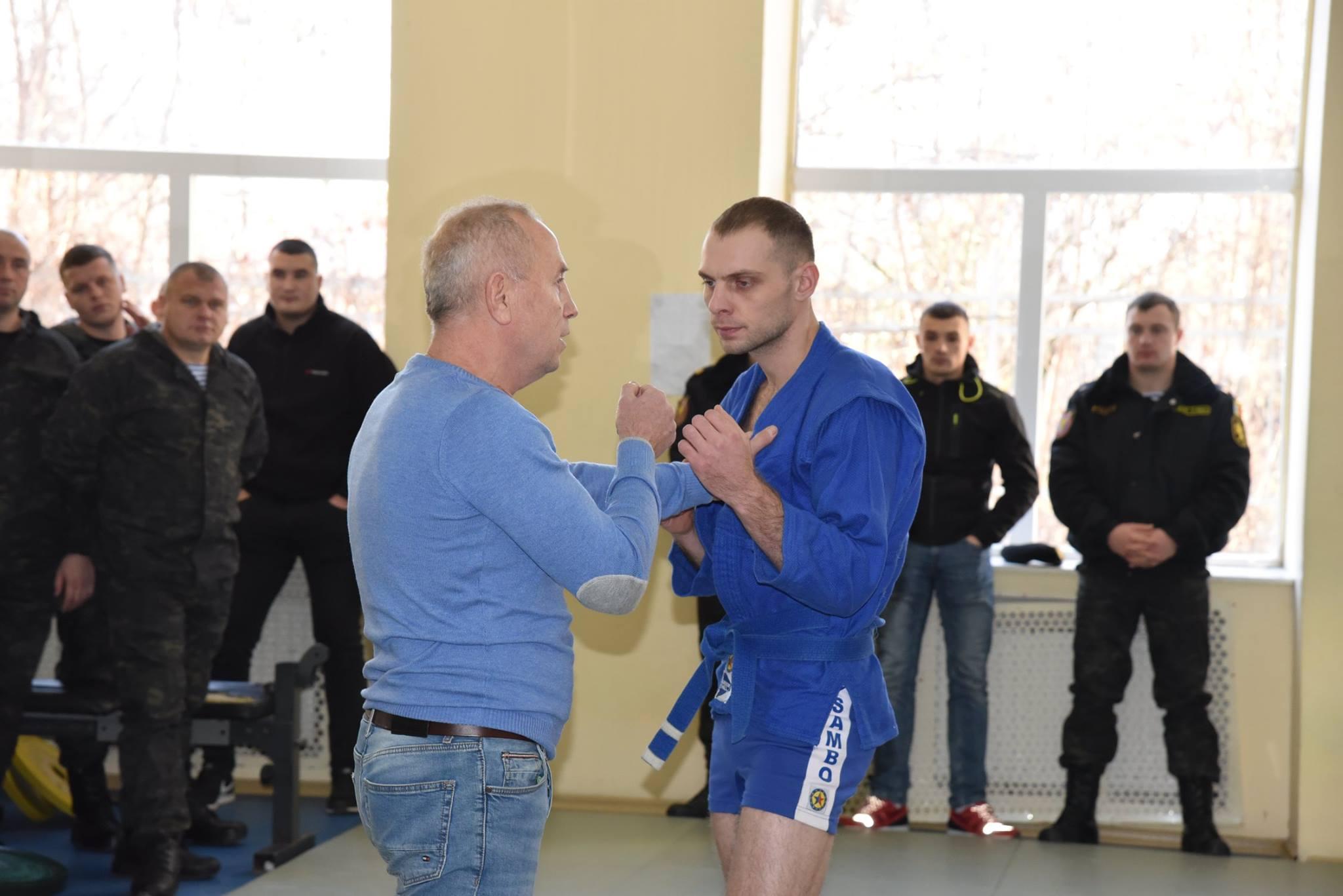 Lupta corp la corp din cadrul Spartachiadei CSC Dinamo 201855