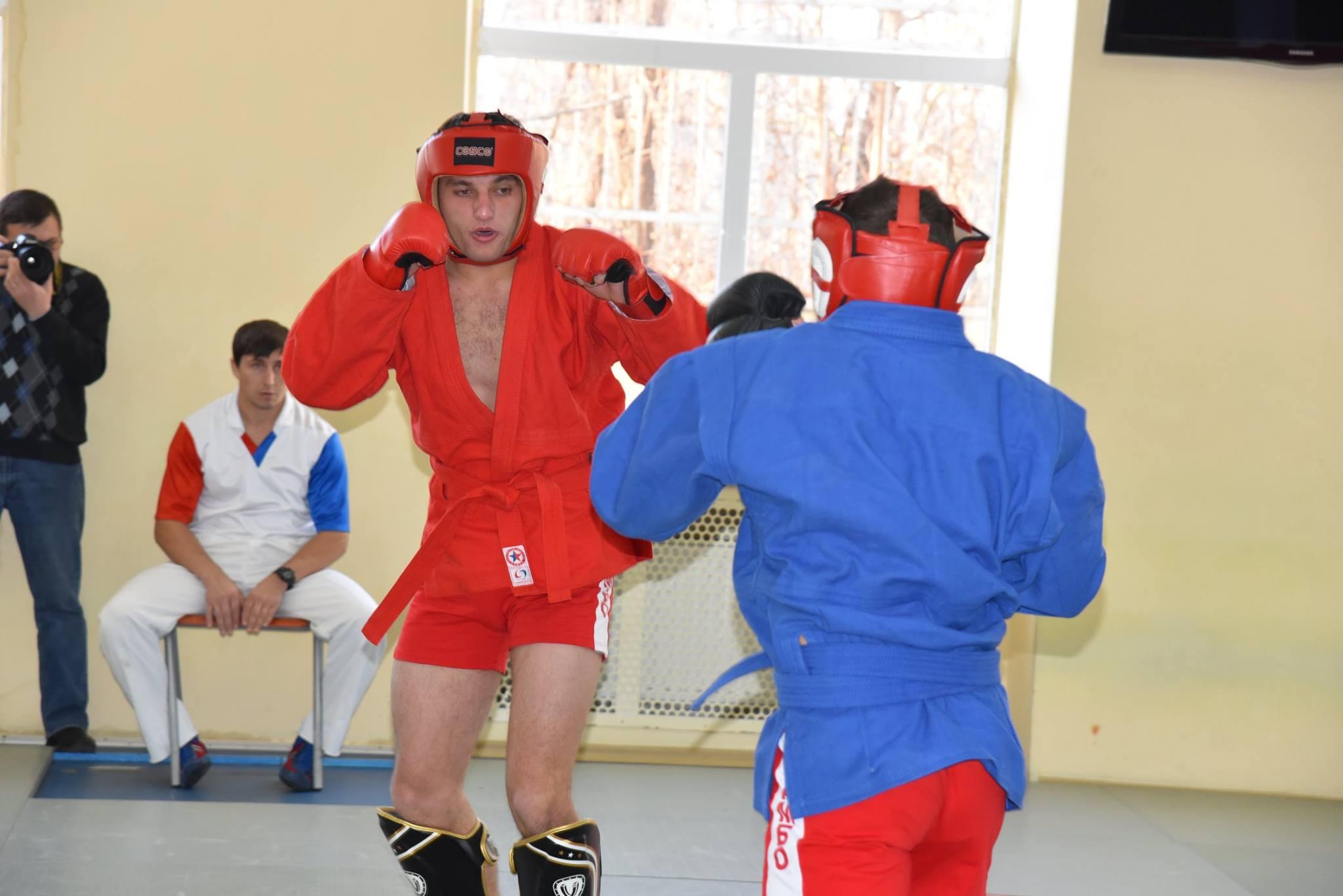 Lupta corp la corp din cadrul Spartachiadei CSC Dinamo 20186
