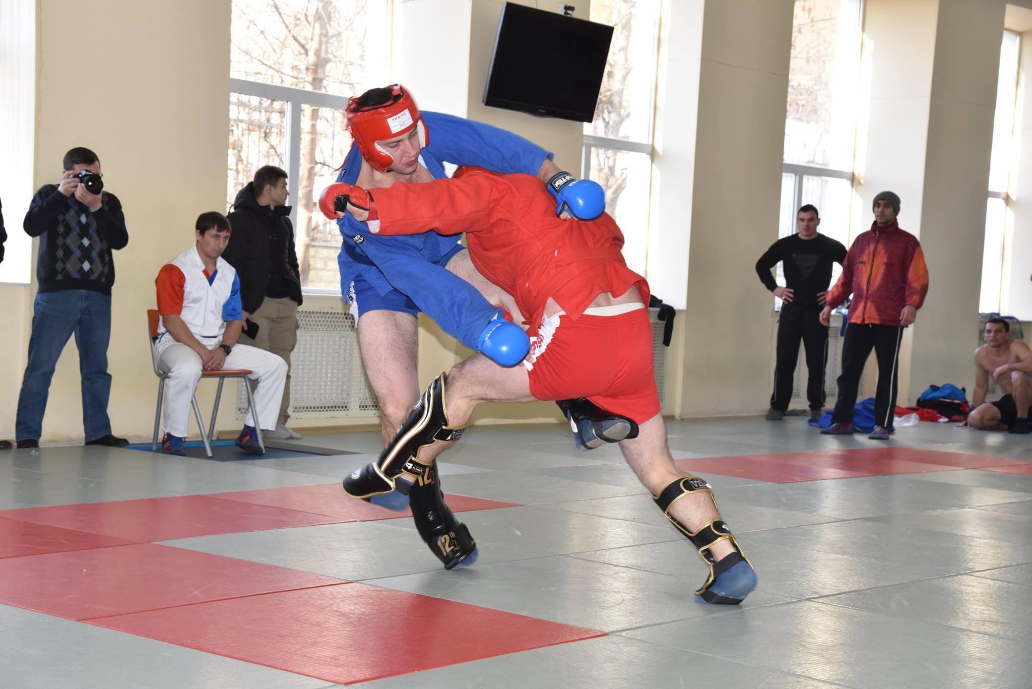 Lupta corp la corp din cadrul Spartachiadei CSC Dinamo 201861