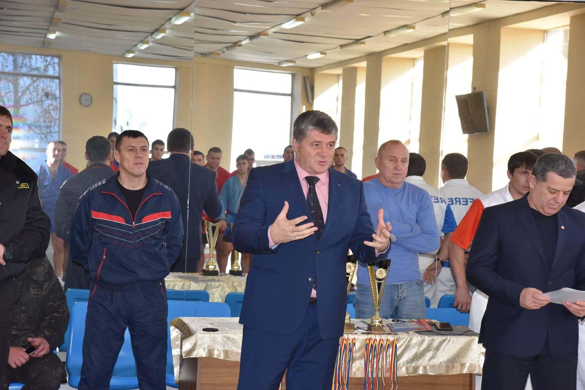 Lupta corp la corp din cadrul Spartachiadei CSC Dinamo 201863