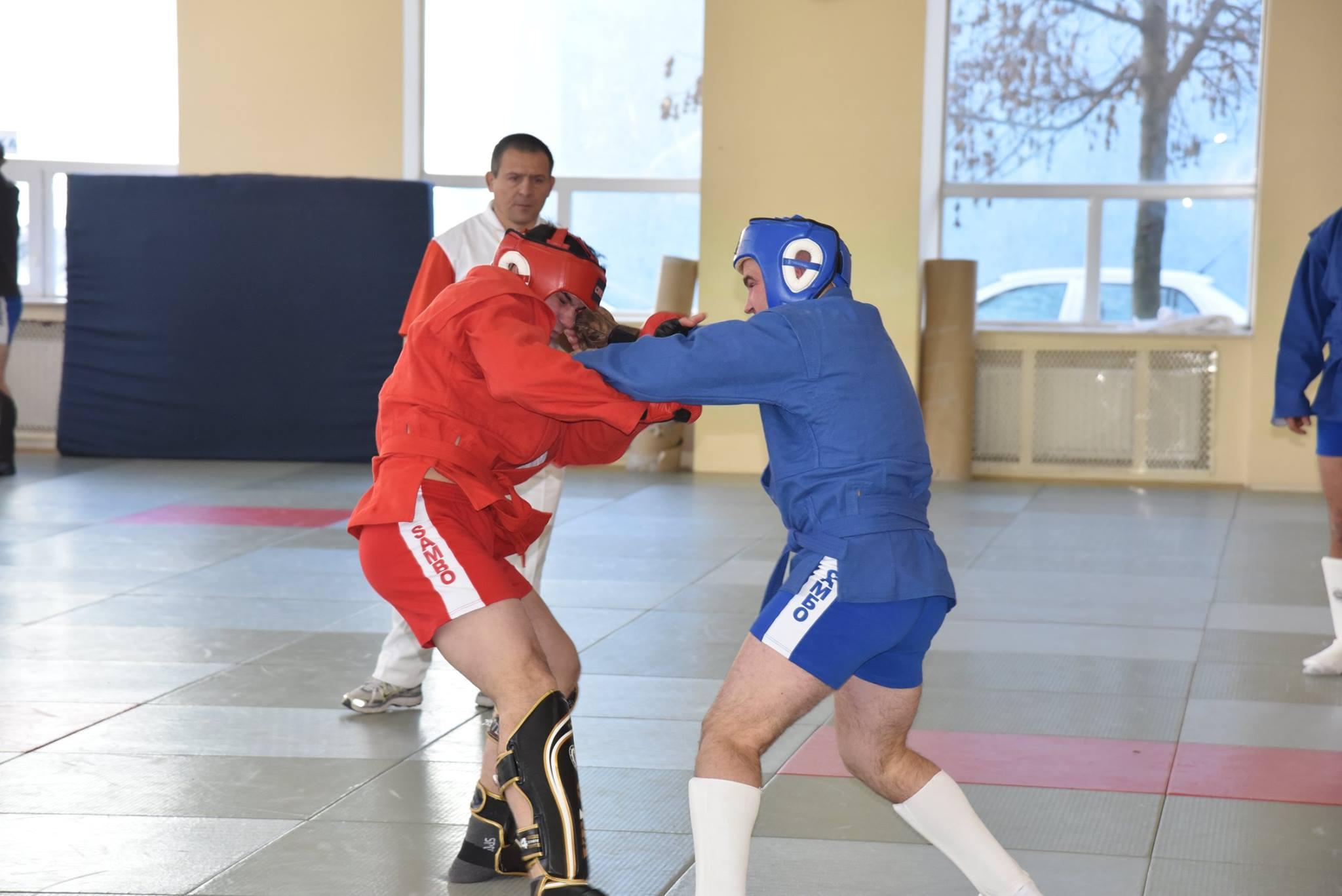 Lupta corp la corp din cadrul Spartachiadei CSC Dinamo 201864