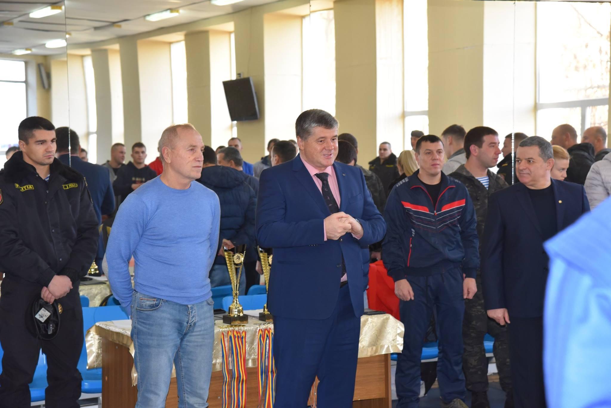 Lupta corp la corp din cadrul Spartachiadei CSC Dinamo 201865