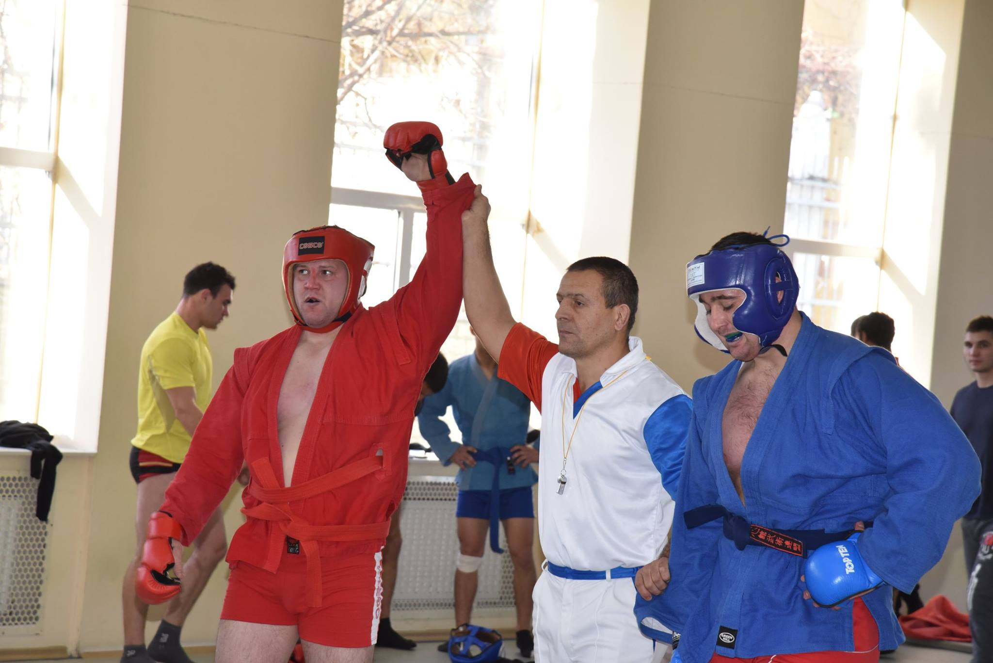 Lupta corp la corp din cadrul Spartachiadei CSC Dinamo 201868