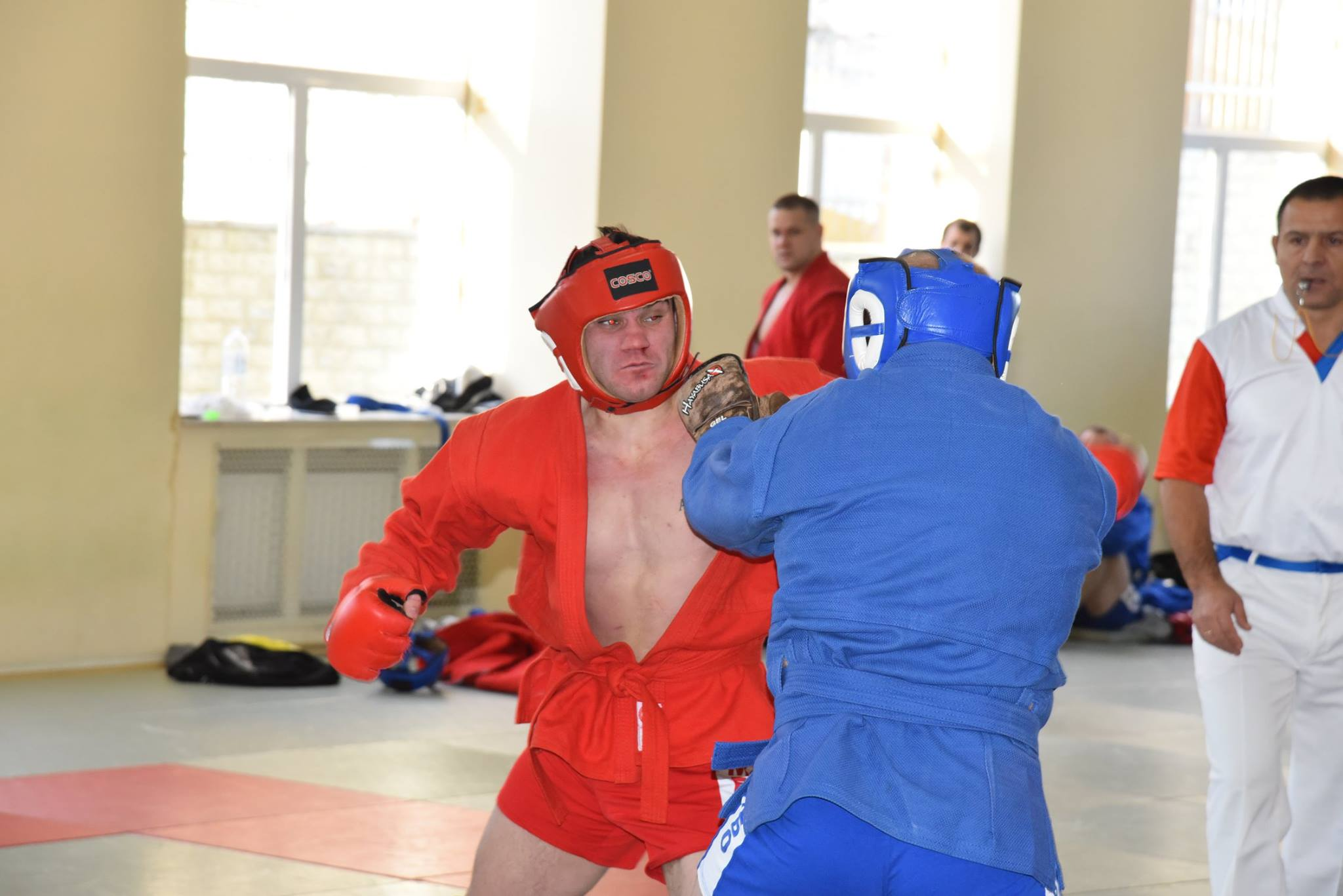 Lupta corp la corp din cadrul Spartachiadei CSC Dinamo 201873