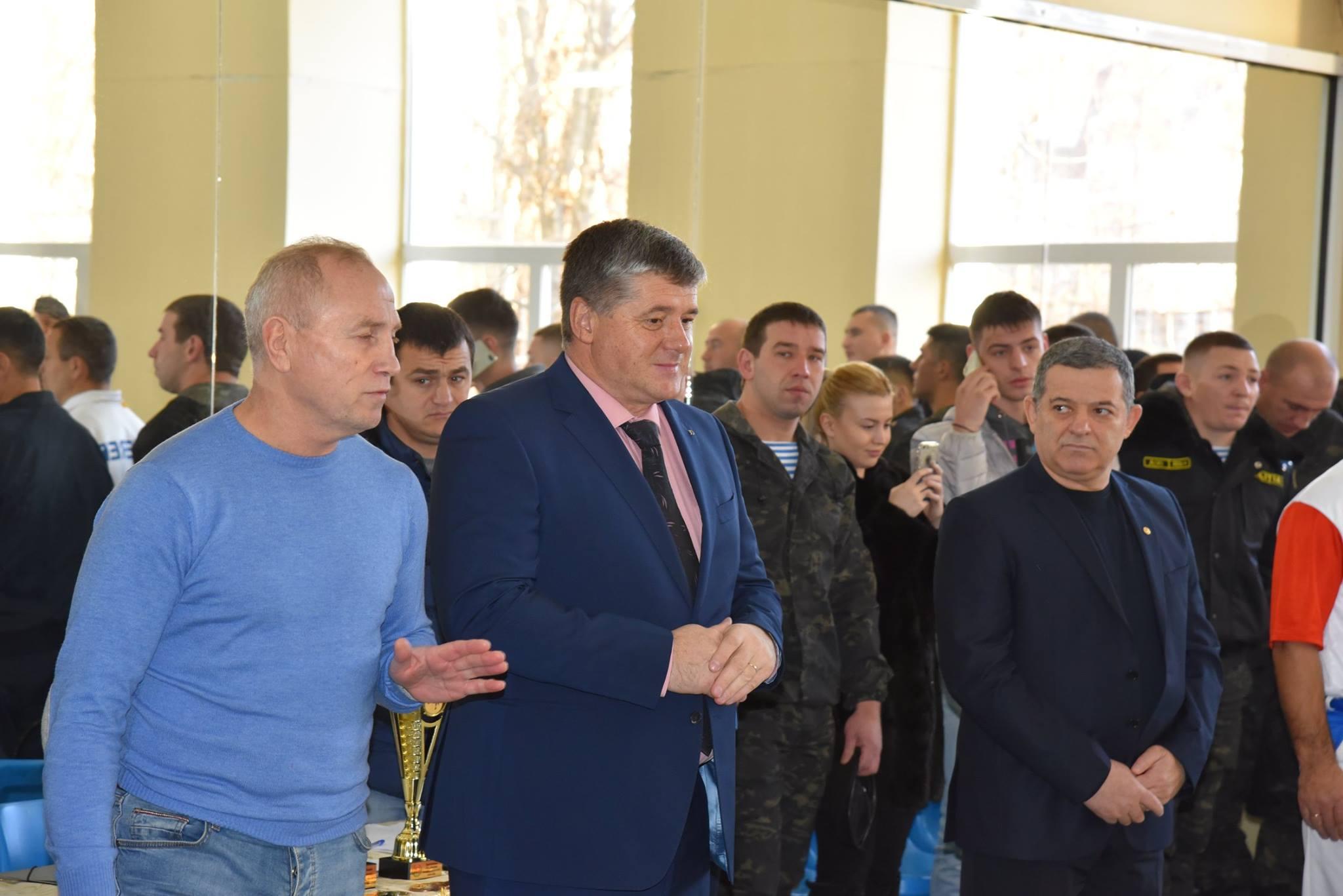 Lupta corp la corp din cadrul Spartachiadei CSC Dinamo 20189