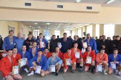 Lupta corp la corp din cadrul Spartachiadei CSC Dinamo 2018
