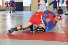Lupta corp la corp din cadrul Spartachiadei CSC Dinamo 201811
