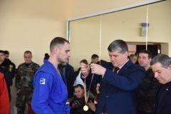 Lupta corp la corp din cadrul Spartachiadei CSC Dinamo 201812