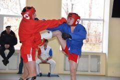 Lupta corp la corp din cadrul Spartachiadei CSC Dinamo 201815