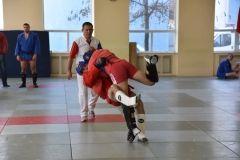 Lupta corp la corp din cadrul Spartachiadei CSC Dinamo 201817