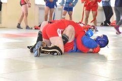Lupta corp la corp din cadrul Spartachiadei CSC Dinamo 201818