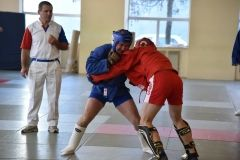 Lupta corp la corp din cadrul Spartachiadei CSC Dinamo 201819
