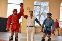 Lupta corp la corp din cadrul Spartachiadei CSC Dinamo 201820