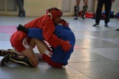 Lupta corp la corp din cadrul Spartachiadei CSC Dinamo 201821