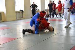Lupta corp la corp din cadrul Spartachiadei CSC Dinamo 201825