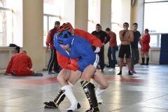 Lupta corp la corp din cadrul Spartachiadei CSC Dinamo 201829