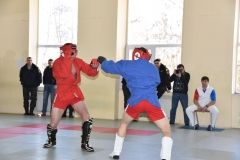 Lupta corp la corp din cadrul Spartachiadei CSC Dinamo 201833
