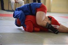 Lupta corp la corp din cadrul Spartachiadei CSC Dinamo 201835