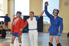 Lupta corp la corp din cadrul Spartachiadei CSC Dinamo 201840