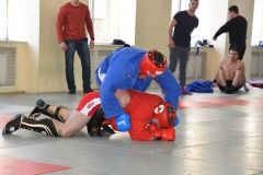 Lupta corp la corp din cadrul Spartachiadei CSC Dinamo 201844