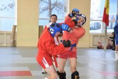Lupta corp la corp din cadrul Spartachiadei CSC Dinamo 201850
