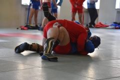Lupta corp la corp din cadrul Spartachiadei CSC Dinamo 201854