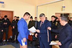 Lupta corp la corp din cadrul Spartachiadei CSC Dinamo 201862