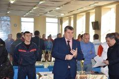 Lupta corp la corp din cadrul Spartachiadei CSC Dinamo 201867
