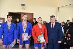 Lupta corp la corp din cadrul Spartachiadei CSC Dinamo 201871