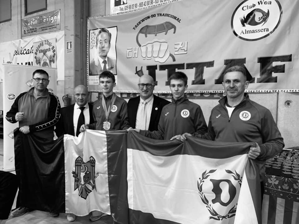 TAEKWON-DO ITTF16
