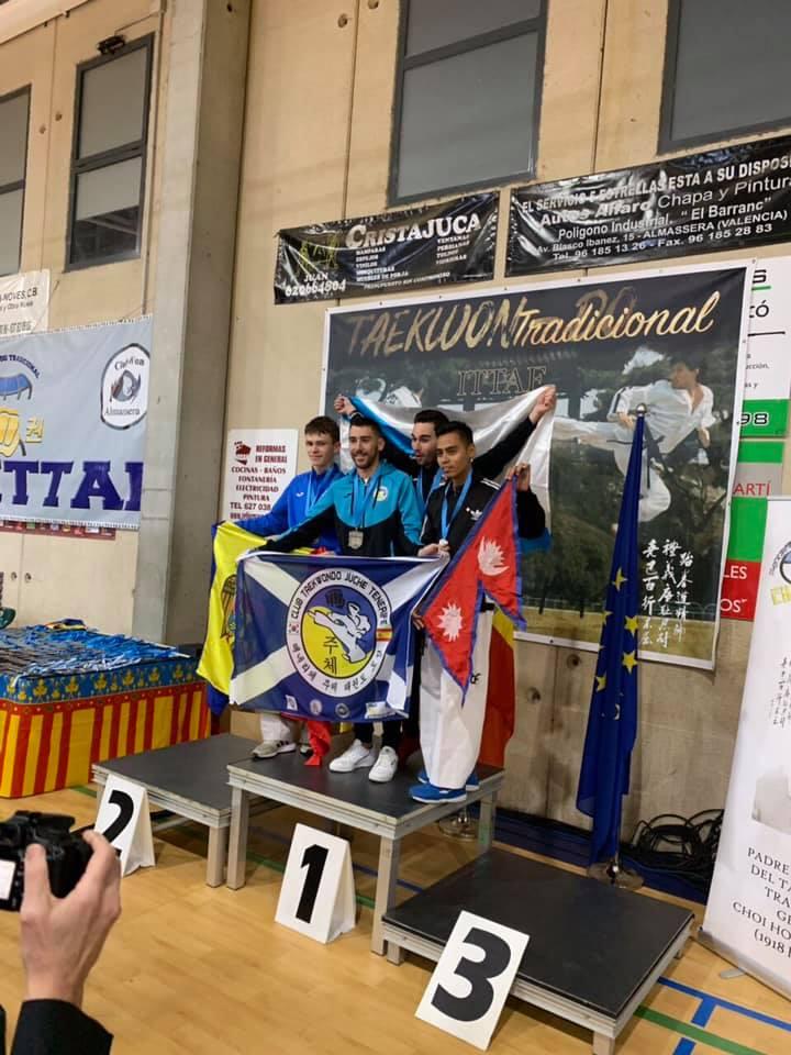 TAEKWON-DO ITTF18