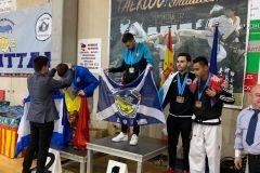 TAEKWON-DO ITTF4