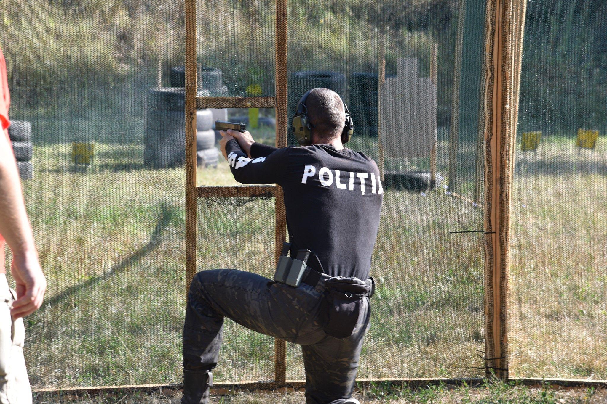 Tir defensiv din cadrul Spartachiadei21