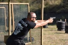 Tir defensiv din cadrul Spartachiadei12