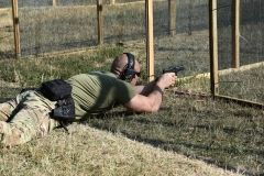 Tir defensiv din cadrul Spartachiadei16