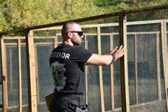 Tir defensiv din cadrul Spartachiadei36