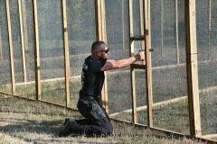 Tir defensiv din cadrul Spartachiadei9