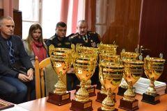 Totalurile Spartachiadei Sportive a Ministerului Afacerilor Interne, editia 20189
